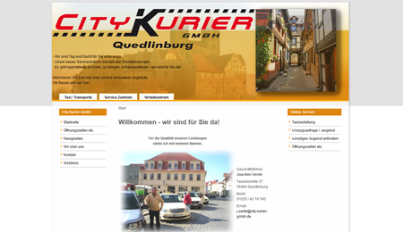 City - Kurier - GmbH